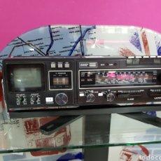 Radios antiguas: RADIOCASSETTE TV WINGSOUND ALEMAN. Lote 97762295