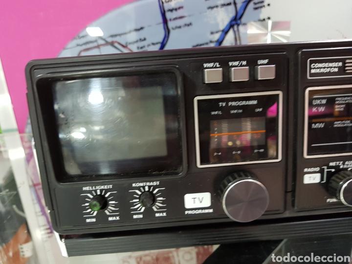 Radios antiguas: Radiocassette TV WINGSOUND ALEMAN - Foto 3 - 97762295