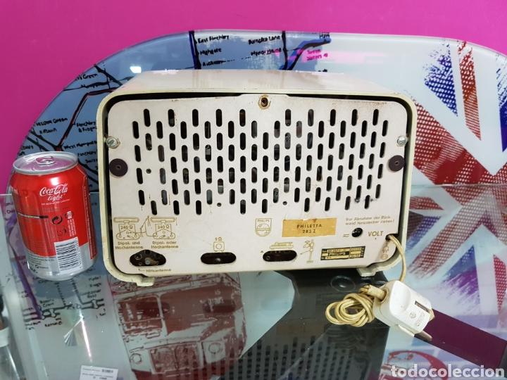 Radios antiguas: Radio Philips de 1958 PHILETTA - Foto 7 - 97791334