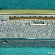 Radios antiguas: RADIO TRANSISTOR NATIONAL MODELO AB 210. Lote 97941603