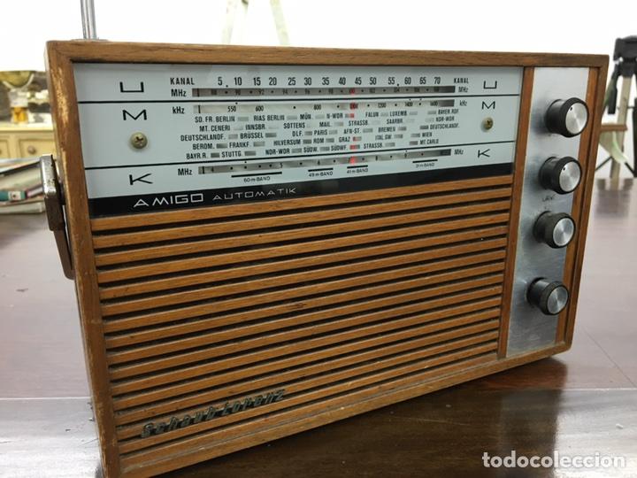 RADIO AÑOS 60 (Radios, Gramófonos, Grabadoras y Otros - Transistores, Pick-ups y Otros)