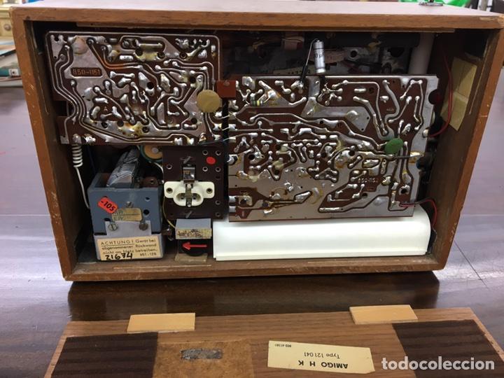 Radios antiguas: Radio años 60 - Foto 2 - 176288852