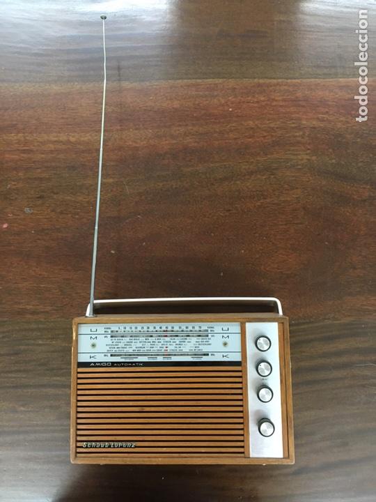 Radios antiguas: Radio años 60 - Foto 3 - 176288852