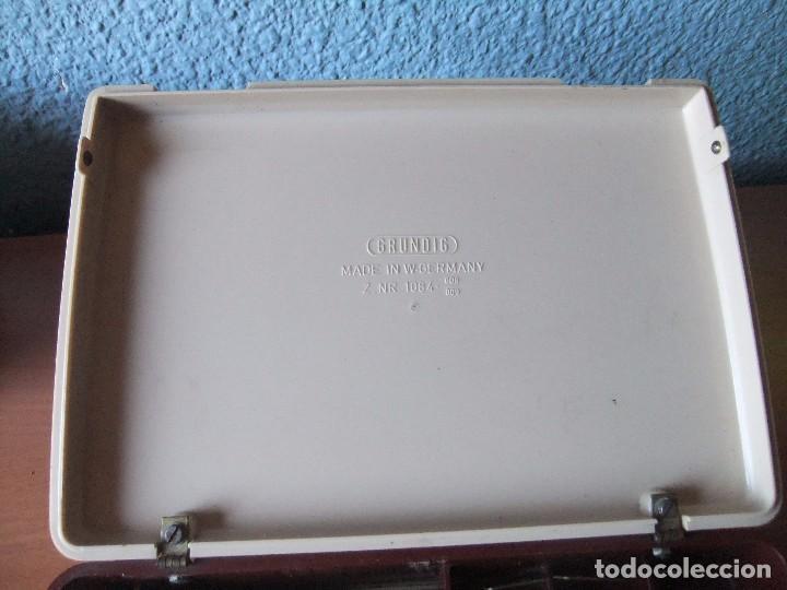 Radios antiguas: ANTIGUA Y RARA RADIO GRUNDIG AÑOS 60 FUNCIONANDO - Foto 11 - 98163591