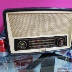 Radios antiguas: RADIO GENERAL ELECTRIC DE 1956. Lote 98484672