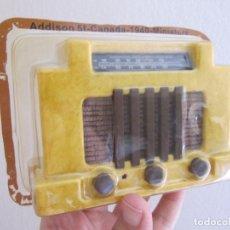 Radios antiguas: RADIO ADDISON 5F - CANADA - 1940 - COLECCIÓN RADIOS DE ANTAÑO. Lote 98650959