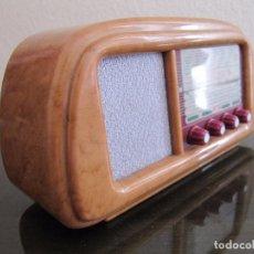 Radios antiguas: RADIO FORMENTI FCD 101 - ITALIA - 1948 - COLECCIÓN RADIOS DE ANTAÑO. Lote 98652603