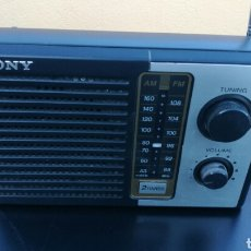 Radios antiguas: RADIO SONY.. Lote 98804714