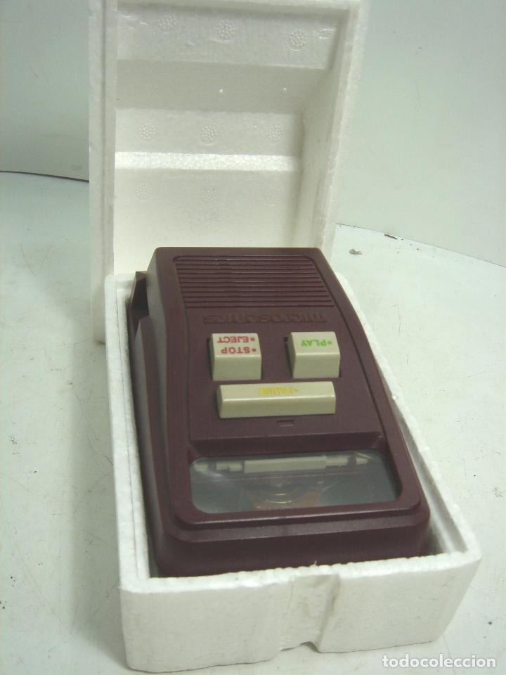 Radios antiguas: SISTEMA DE REPRODUCCION AUDIO DISCOS - MICROSONICS MS-400+ CAJA- TIPO SONOBOX ¡¡FUNCIONANDO¡¡¡ MS400 - Foto 7 - 98887907