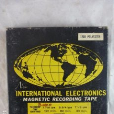Radios antiguas: CINTA MAGNETOFONO. Lote 98888723