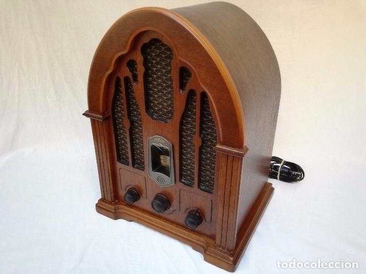 RADIO GENERAL ELECTRIC RETRO (Radios, Gramófonos, Grabadoras y Otros - Transistores, Pick-ups y Otros)