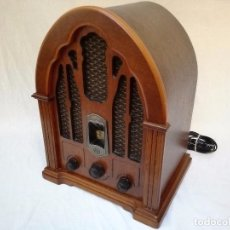 Radios antiguas: RADIO GENERAL ELECTRIC RETRO. Lote 99049403