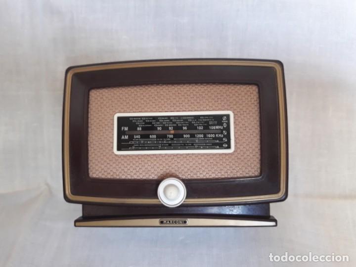 RADIO COLECCION - FUNCIONANDO (Radios, Gramófonos, Grabadoras y Otros - Transistores, Pick-ups y Otros)