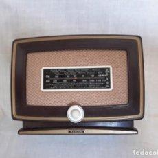 Radios antiguas: RADIO COLECCION - FUNCIONANDO. Lote 99142887