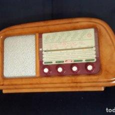 Radios antiguas: RADIO COLECCION - FUNCIONANDO. Lote 99143115