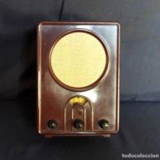 Radios antiguas: RADIO COLECCION - FUNCIONANDO. Lote 99143283