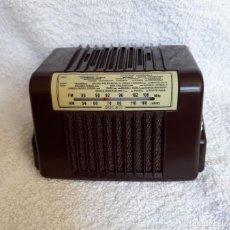 Radios antiguas: RADIO COLECCION - FUNCIONANDO. Lote 99148691