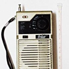 Radios antiguas: RADIO ANTIGUA MARCA OSKAR. AM-FM.. Lote 99386439
