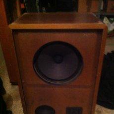 Radios antiguas: COLUMNAS DE SONIDO. Lote 99723367