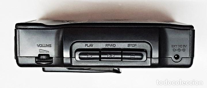 Radios antiguas: Walkman Sanyo Radio-casete MGR-701 - Foto 3 - 100093163