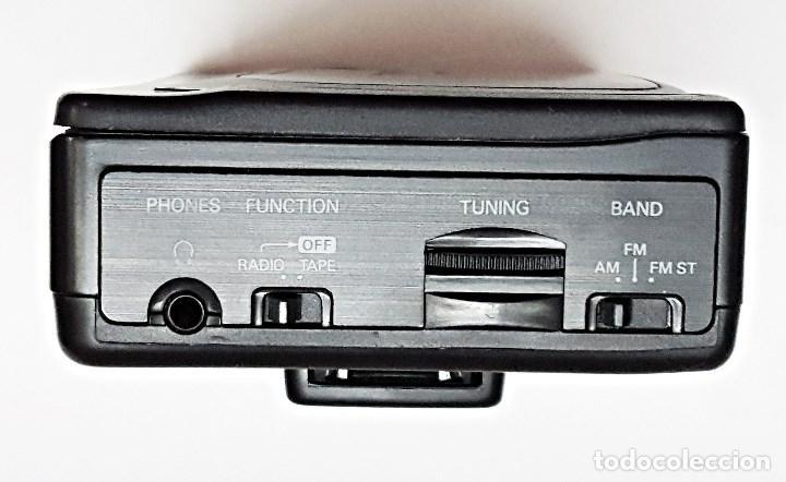 Radios antiguas: Walkman Sanyo Radio-casete MGR-701 - Foto 4 - 100093163