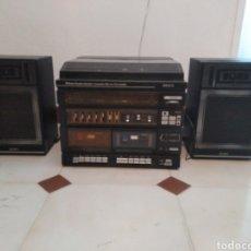 Radios antiguas: EQUIPO ESTÉREO RETRO VINTAGE MARCA RÉCORD.. Lote 100387194