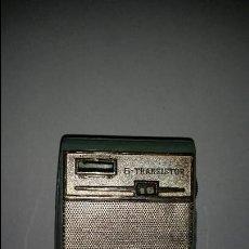 Radios antiguas: RADIO TRANSISTOR WILCO 6. Lote 100579835
