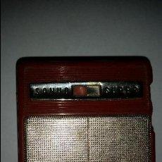 Radios antiguas: SANYO SUPER - SIX TRANSISTOR - AÑOS 60 VINTAGE FUNCIONA. Lote 100582927