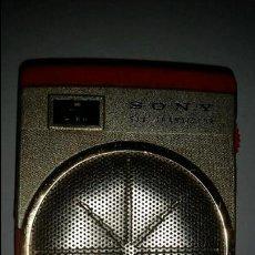 Radios antiguas: SONY TR-620. AÑO 1960 FUNCIONA. Lote 100583995