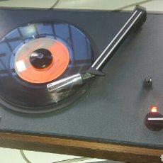 Radios antiguas: TOCADISCOS PICK UP, MARCA ERRES , FUNCIONA BIEN. Lote 101860731