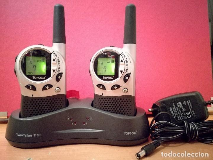 Berömda topcom 1100 walkie talkie - Buy Transistor Radios and Pick-Ups at RB-76