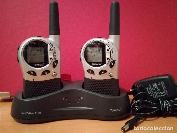 Omtalade topcom 1100 walkie talkie - Buy Transistor Radios and Pick-Ups at GB-16