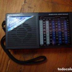 Radios antiguas: RADIO SANGEAN SG-796L. Lote 102026759
