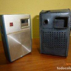 Radios antiguas: RADIO TRANSISTOR NATIONAL PANASONIC. AÑOS 70. FUNCIONANDO.. Lote 102051819