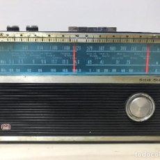 Radios antiguas: ANTIGUA RADIO TRANSISTOR FM-AM. Lote 102357791