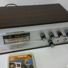 Radios antiguas: REPRODUCTOR 8 PISTAS / PLAYSONIC KOLSTER 8 TRACK STEREO SOUND. Lote 102990454