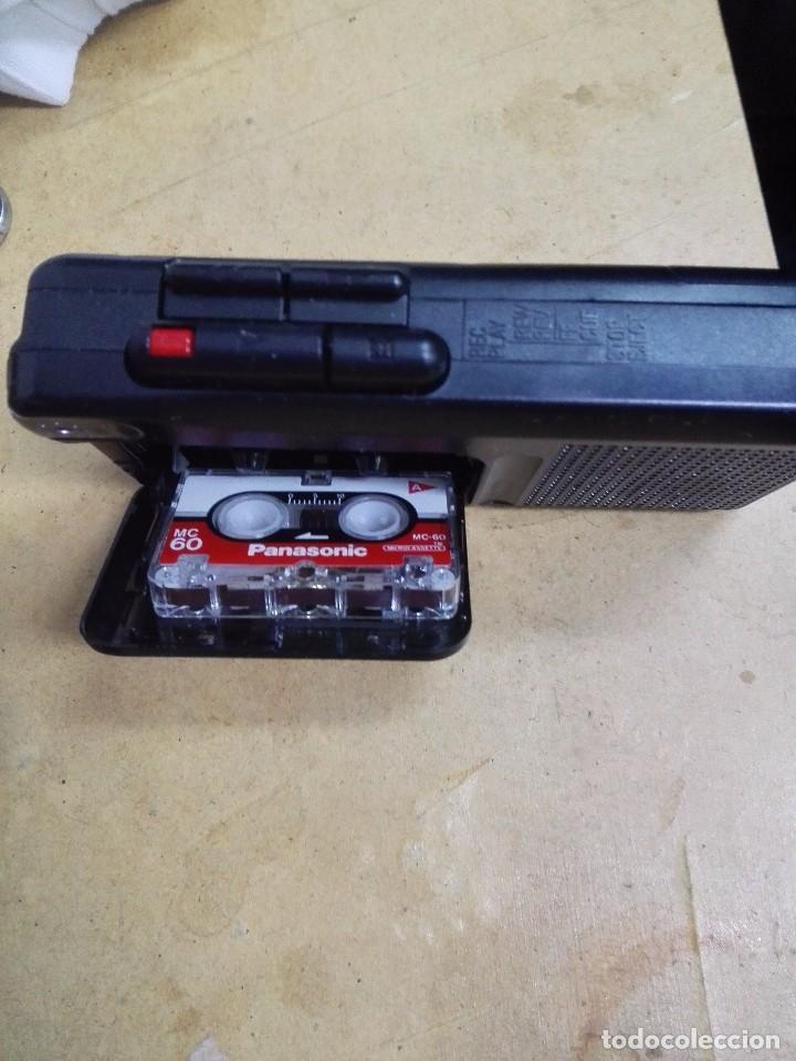 Radios antiguas: Microcassette Record Panasonic Model RN 30 - Foto 5 - 103056879