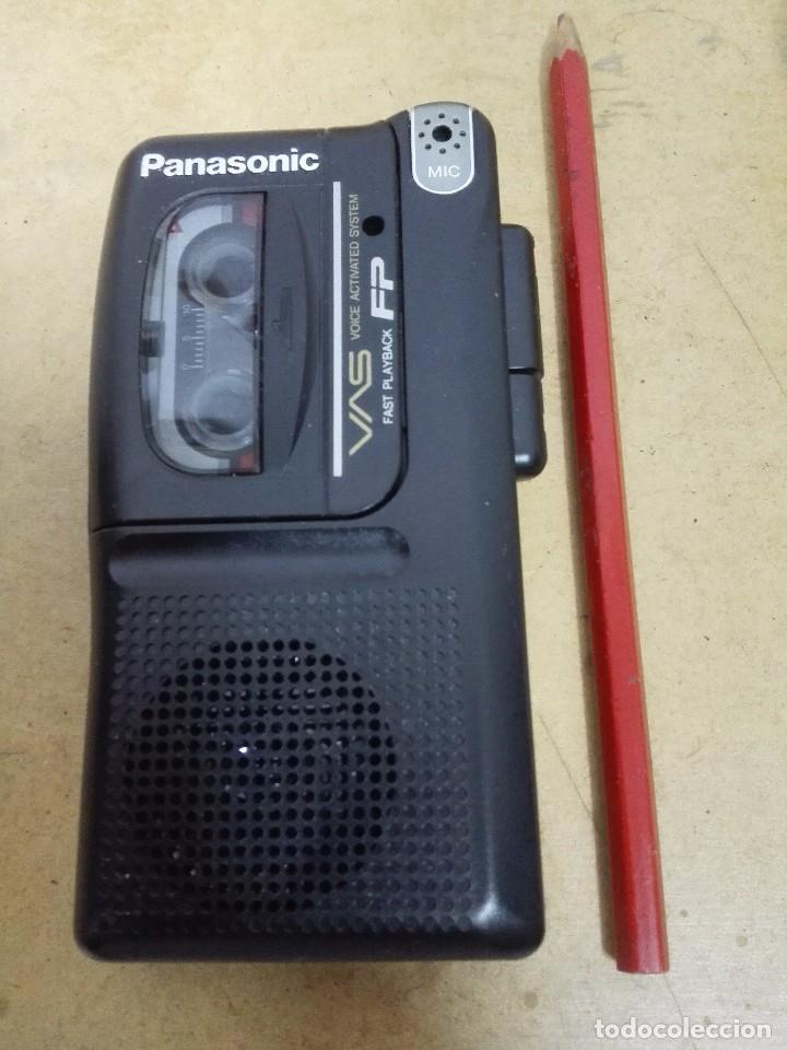Radios antiguas: Microcassette Record Panasonic Model RN 30 - Foto 6 - 103056879