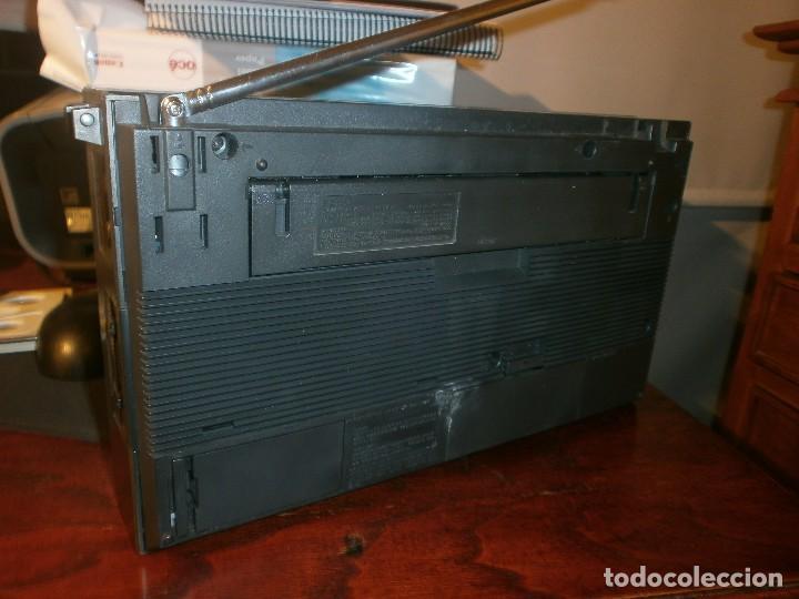 Radios antiguas: Sony ICF-2001 FM/AM Radio Receptor Mundial sintetizado FUNCIONANDO - Foto 4 - 103149531