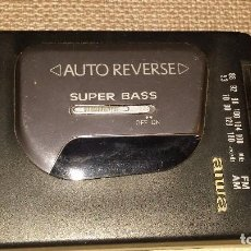 Radios antiguas: WALKMAN AIWA HS-T29 STEREO RADIO CASSETTE PLAYER. Lote 103156871