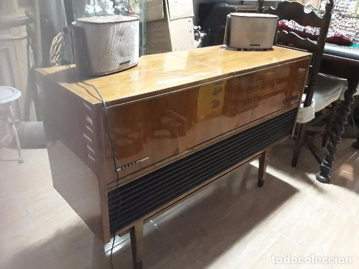 TELEFUNKEN BEETHOVEN - AÑOS 60 (Radios, Gramófonos, Grabadoras y Otros - Transistores, Pick-ups y Otros)