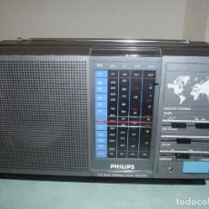 Radios antiguas: RADIO MULTIBANDAS PHILIPS R2225. Lote 103338371