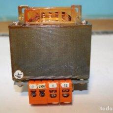 Radios antiguas: AUTOTRANSFORMADOR RENMO . Lote 103427235
