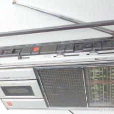 Radios antiguas: RADIO GRUNDIG C4300 FUNCIONANDO. Lote 103468299