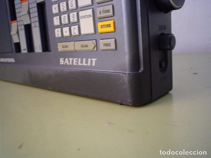 Radios antiguas: RADIO MULTIBANDAS GRUNDIG SATELLIT INTERNATIONAL 400 - Foto 4 - 103533611