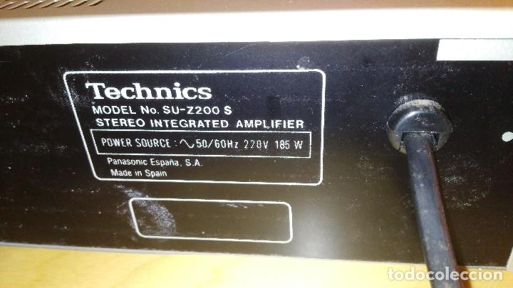 Amplificador technics su-z 200 s - Sold through Direct Sale