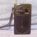 Radios antiguas: RADIO TRANSISTOR A PILAS SABA TR 5907 AM/FM COMPLETO VINTAGE FUNCIONA PERFECTO. Lote 103731795