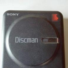 Radios antiguas: DISCMAN SONY D-20 VINTAGE. Lote 103847980