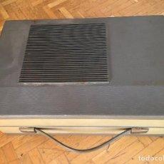 Radios antiguas: TOCADISCOS STIBERT MODELO 2005 MOD.2005 AÑOS 50 60 FUNCIONA!!!. Lote 103890063