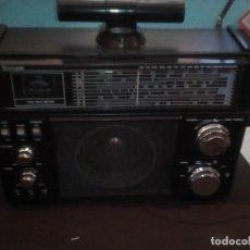 Radios antiguas: RADIO MULTIBANDA VENTURER, BANDAS MUY BUEN ESTADO FUNCIONA AM,CB,SW1,SW2,FM,TV1,TV2,AIR,WB,PB. Lote 104033575